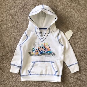 Disney 60 Diamond Celebration kids hoodie